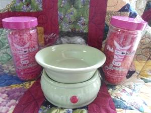 Pink Zebra Amish Festival Prize Pack